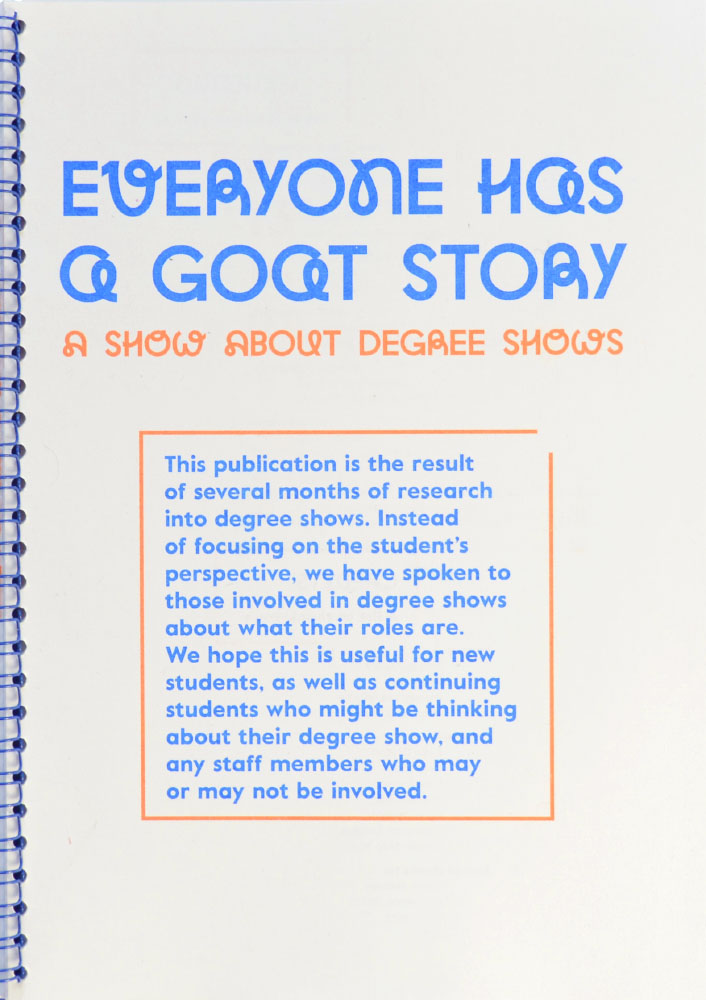 Everyone Has A Goat Story